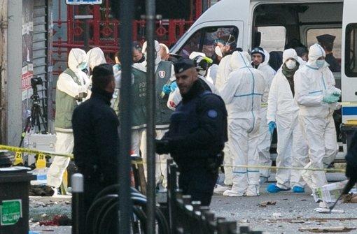 Festnahmen und Tote in Saint-Denis