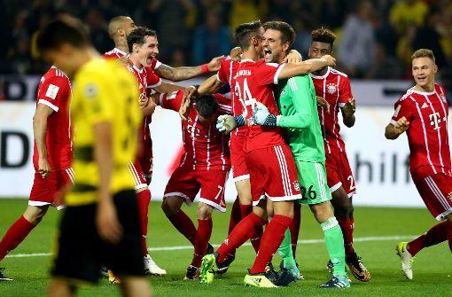 FC Bayern holt Supercup dank Sven Ulreich
