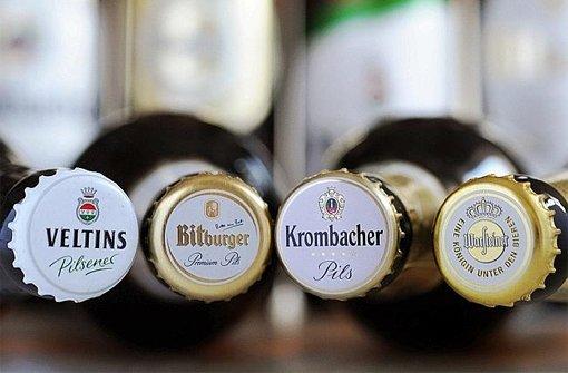 Brauereien mit Rekordstrafe belegt