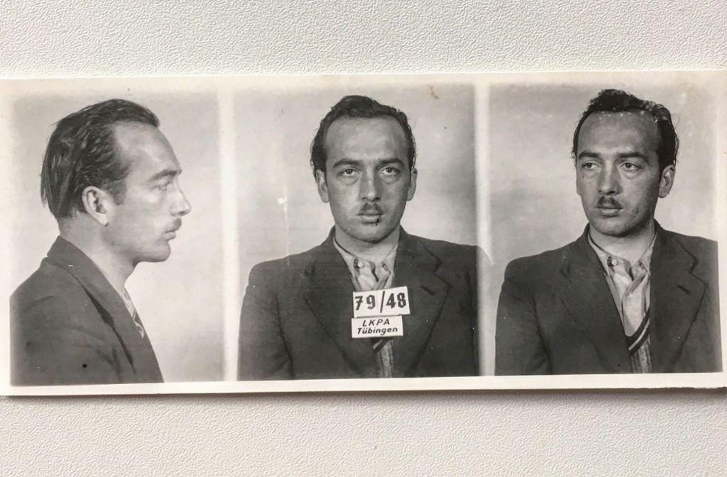 Diese Bilder des Raubmörders Richard Schuh wurden während seiner gut einjährigen Haft angefertigt. Die Bildergalerie zeigt den Tatort – und die Guillotine mit der Richard Schuh hingerichtet wurde.Foto:Staatsarchiv Sigmaringen Foto: