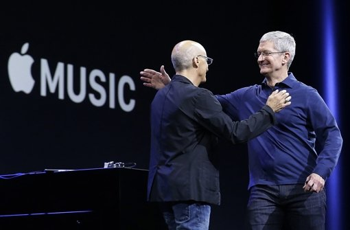 Apple startet Streaming-Musikdienst und Online-Radio