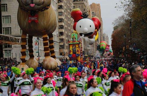 Zwischen Marschkapellen und Riesen-Ballons