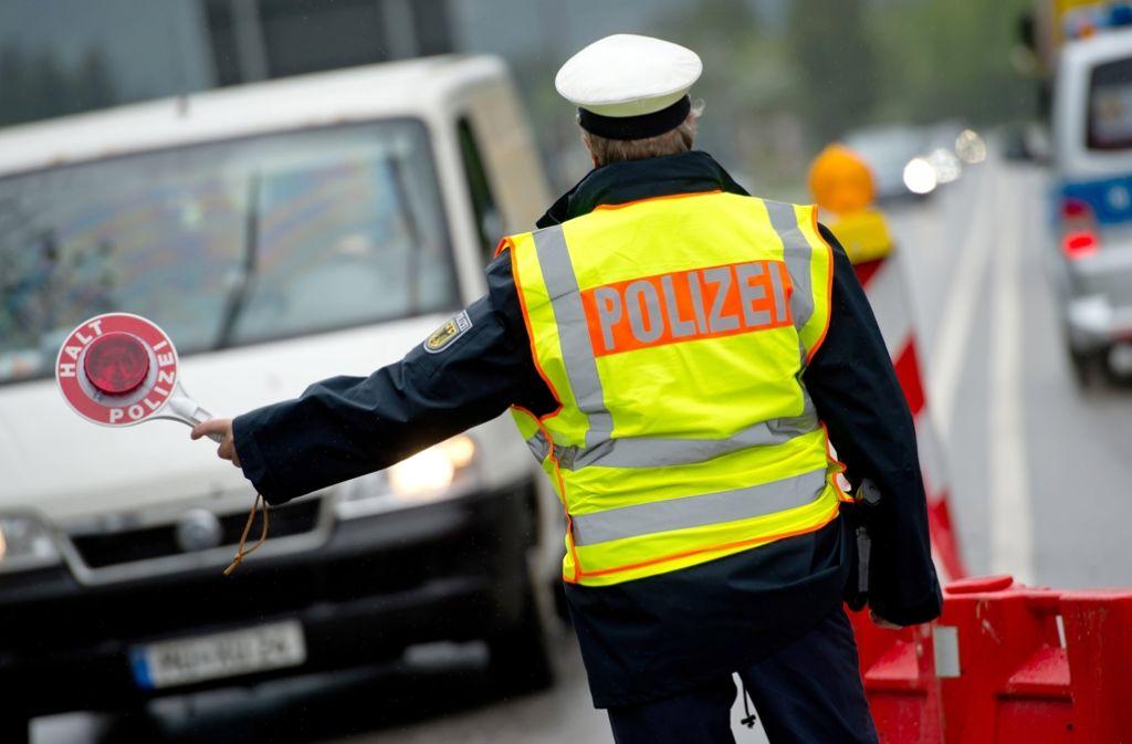 Die EU-Kommission will Deutschland Grenzkontrollen für weitere drei Monate erlauben Foto: dpa