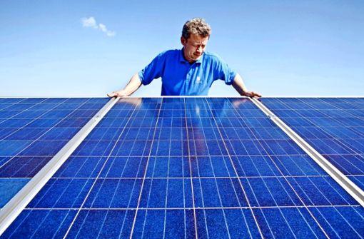 Tübingen schreibt Bauherren  Solardächer vor