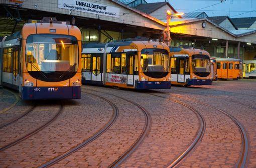 Tarifeinigung für Mitarbeiter im Rhein-Neckar-Verkehrsbetrieb