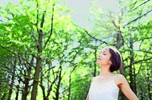 Hochsensible Menschen haben eine dünne Haut. Ruhe, Rückzug und nicht zuletzt die Natur helfen durch den Alltag. Foto: Fotolia
