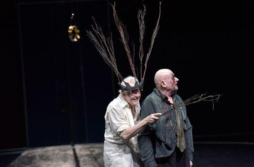 """""""Lear"""" und das geduldige Erzähltheater von Claus Peymann"""