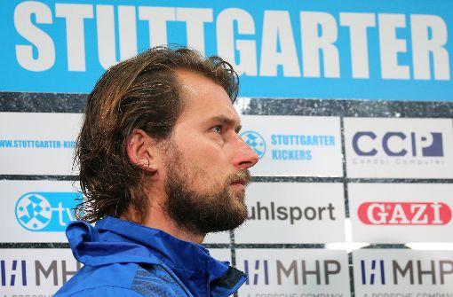 Stuttgarter Kickers feuern Trainer