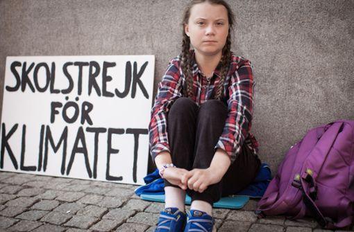 Greta Thunberg:  das einsamste Mädchen der Welt?