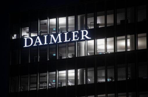 Daimler und Betriebsrat einigen sich bei Stellenabbau