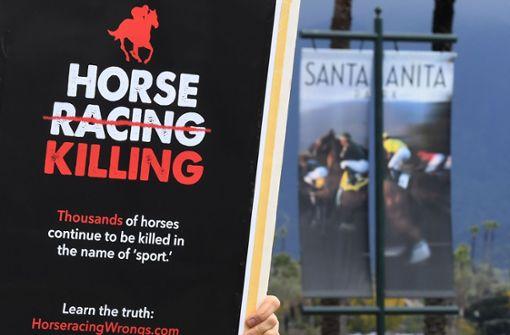 Santa Anita fordert weiteres Opfer