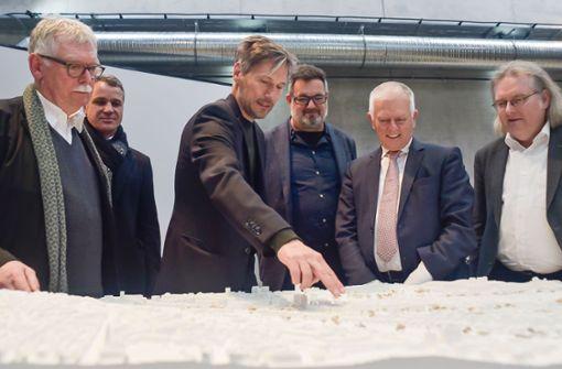 Künftiges Stuttgart-21-Stadtviertel nimmt Gestalt an