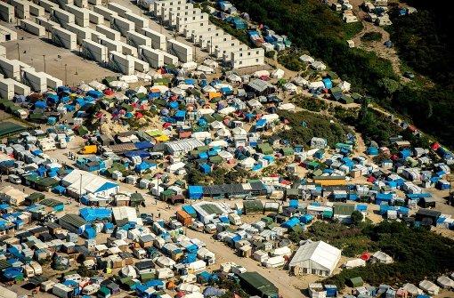 Ohne Hoffnung im Dschungel von Calais