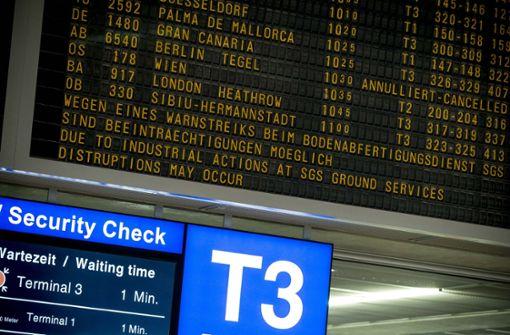 Flugchaos verdoppelt Reisebeschwerden