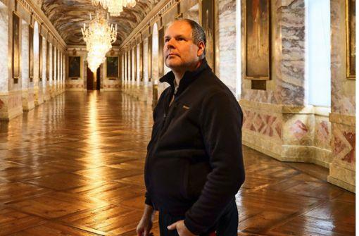 In der Ahnengalerie wird die barocke Macht sichtbar