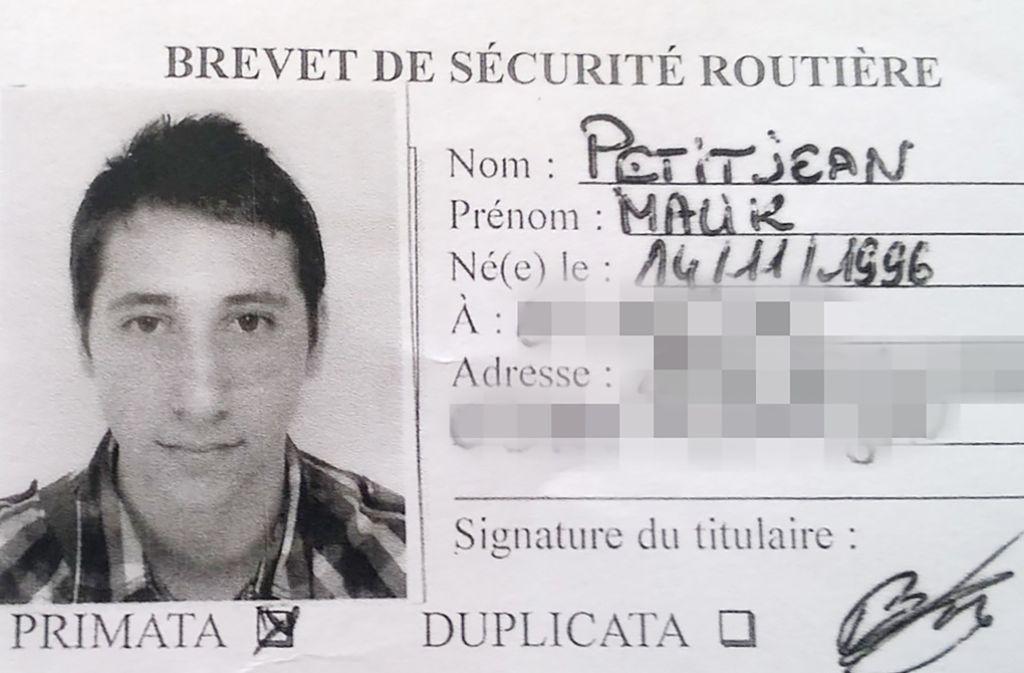 Französische Ermittler identifizieren zweiten Kirchenattentäter Foto: AFP