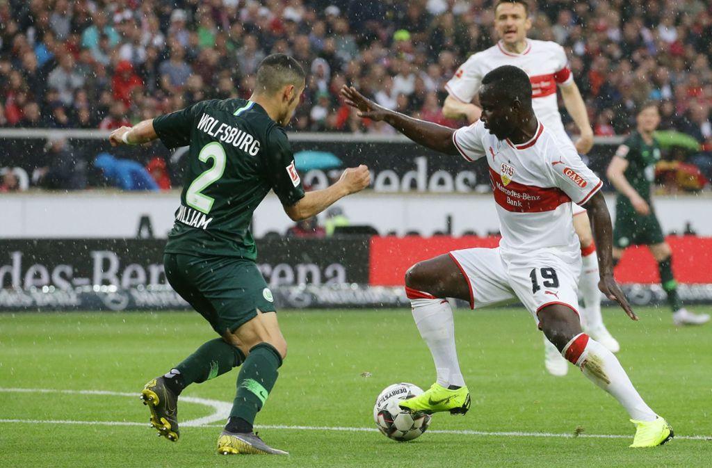 Chadrak Akolo zieht es nach Frankreich. Foto: