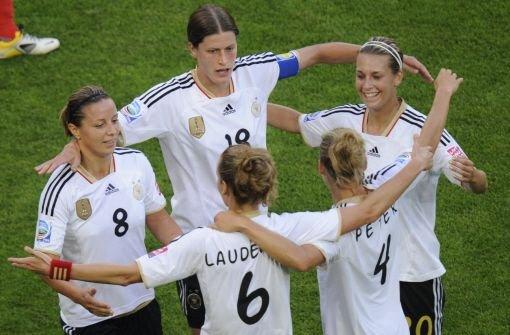 DFB-Frauen holen sich den Gruppensieg