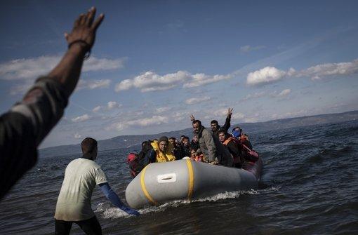 EU-Innenminister fordern mehr Grenzschutz von Griechenland