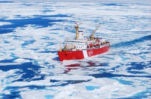 Im Arktischen Ozean fahren immer mehr Schiffe. Foto: StZ