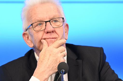Winfried Kretschmann: Bundesrat wird Lockerungen für Geimpfte beschließen