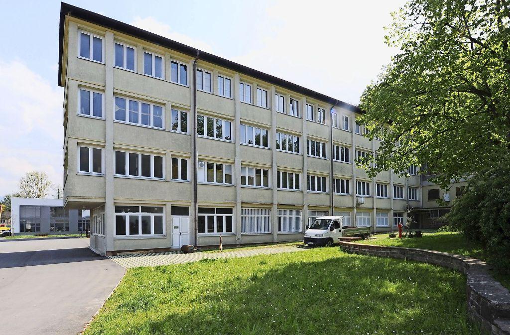 """Außenaufnahme vom """"Tatort-Haus"""" in Baden-Baden Foto: dpa"""