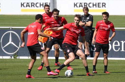 VfB-Spiele bis Saisonende exakt terminiert