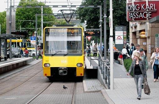 Die SSB in Ludwigsburg?