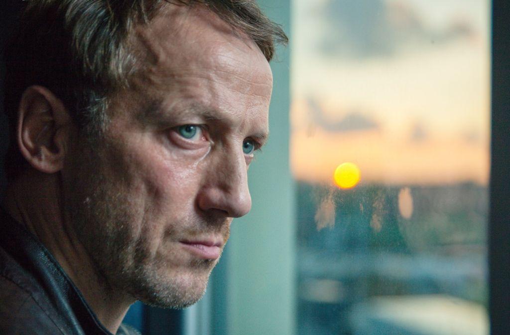 Wotan Wilke Möhring ist im Norden der Republik als Kommissar Thorsten Falke tätig. Foto: NDR Presse und Information