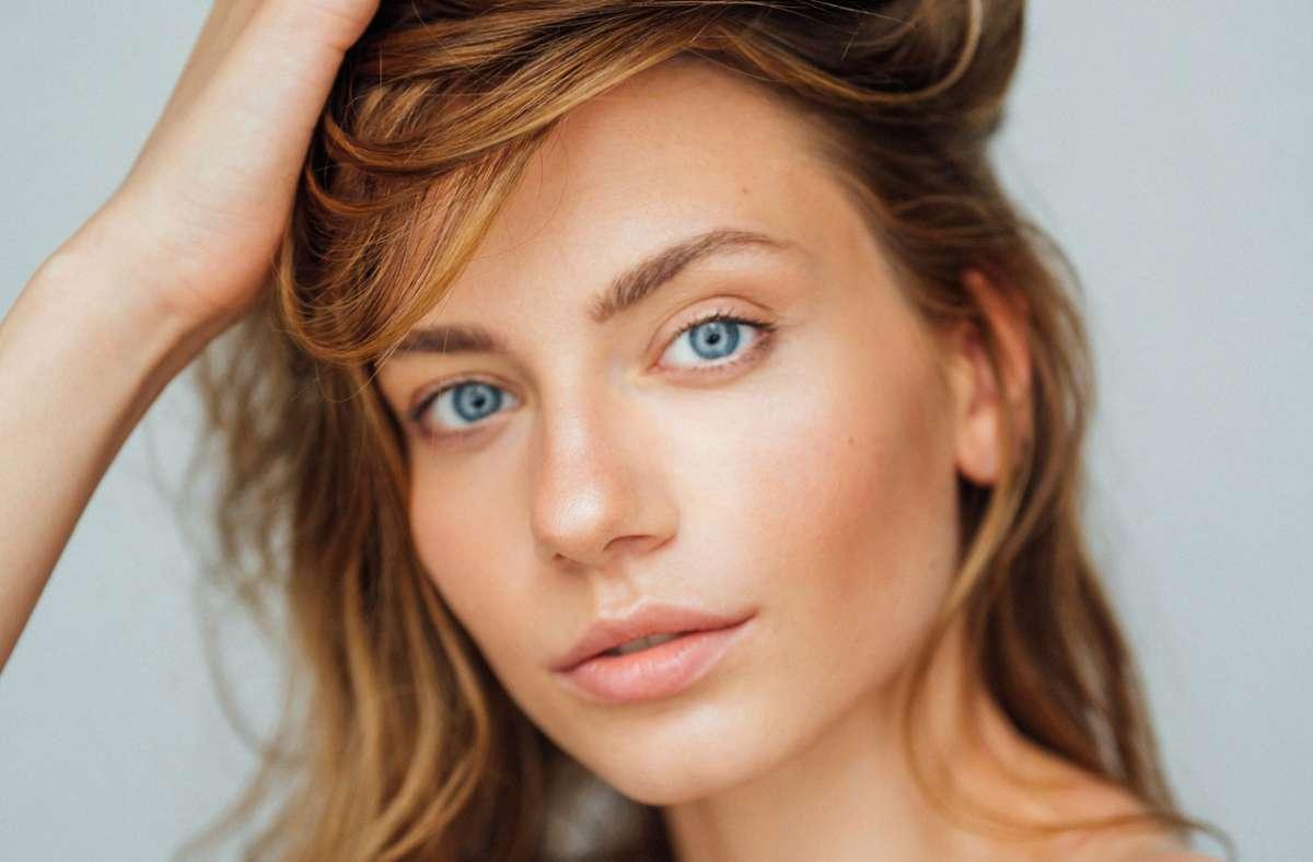 Für die ehemalige Germany's Next Topmodel Kandidatin Vivan Cole ist das Modeln eine Leidenschaft Foto: Guido Raschke