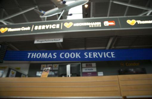 Deutsche Tochter von Thomas Cook meldet Insolvenz an