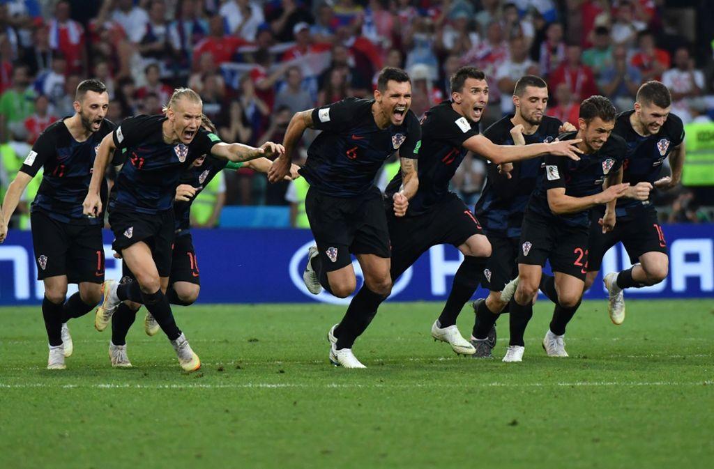 Croatien England
