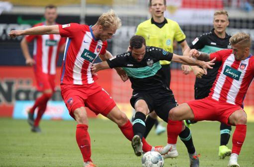 Alles Wissenswerte zum VfB-Start