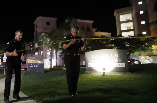 Bluttat bei Pool-Party fordert zwei Tote