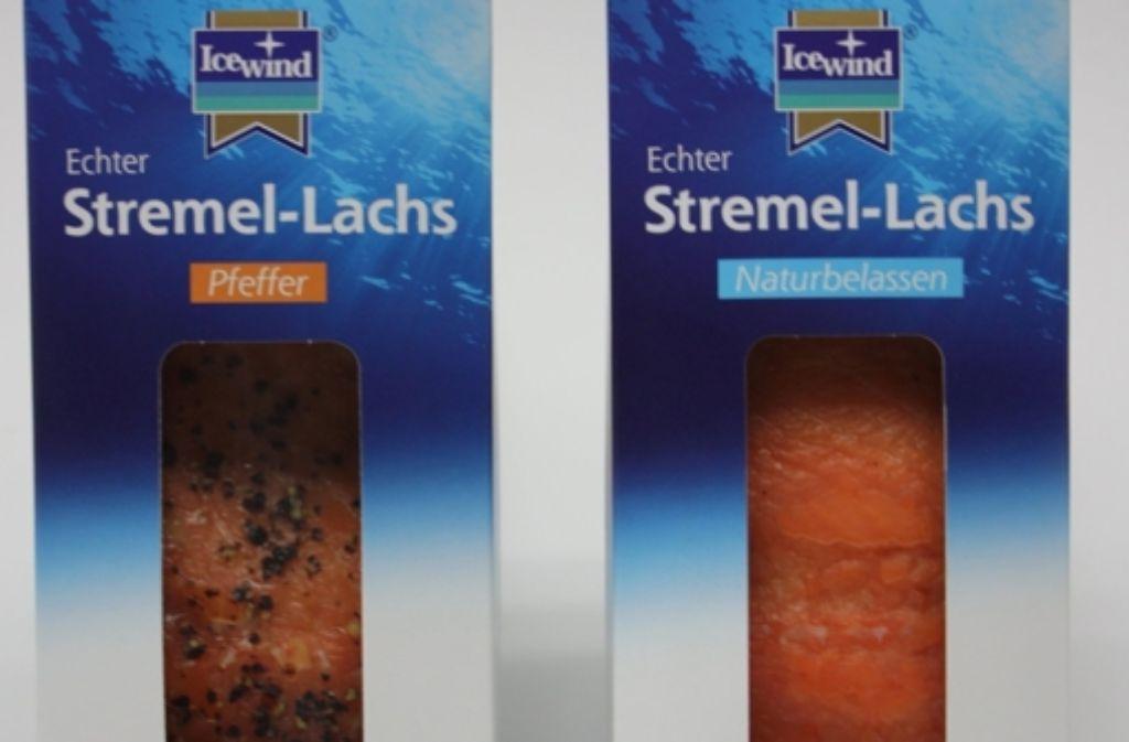 Der Lachs war mit gefährlichen Listerien verunreinigt. Foto: ICEWIND Prod.- u. Vertriebsges.
