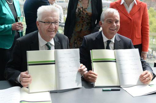CDU gefährdet die Koalition
