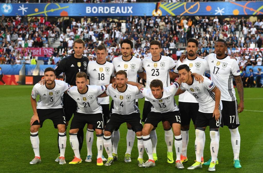 Nationalspieler Deutschland