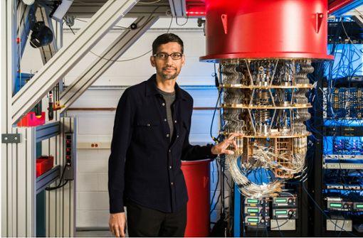 Google:   Durchbruch beim Quanten-Computing gelungen