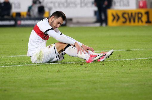 Anastasios Donis fällt lange verletzt aus