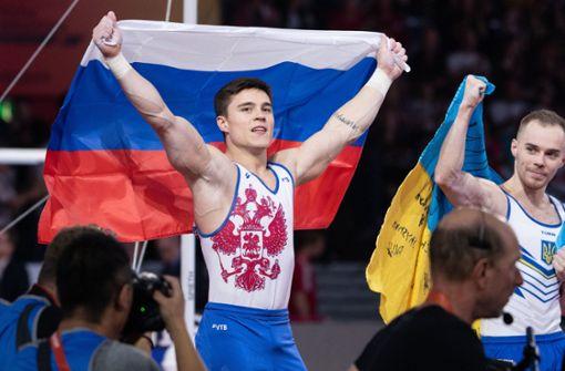 Russe Nagorni neuer Turn-Weltmeister - Toba auf Rang 19