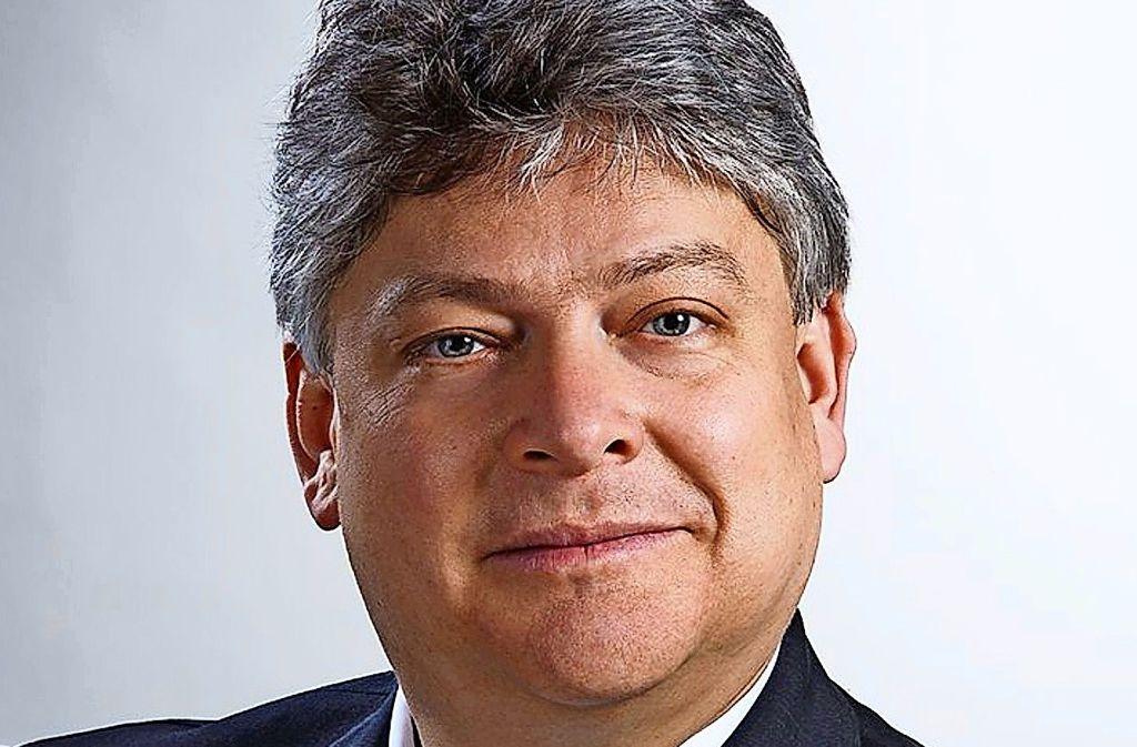 Thomas Seitz ist im November 2016  auf den aussichtsreichen fünften Platz der Landesliste für die Bundestagswahl gewählt worden. Foto: privat