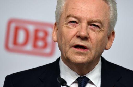 Stuttgart 21: Bahn legt bei Milliardenforderung nach