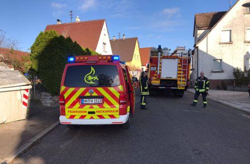 20 Häuser wegen Gaslecks evakuiert