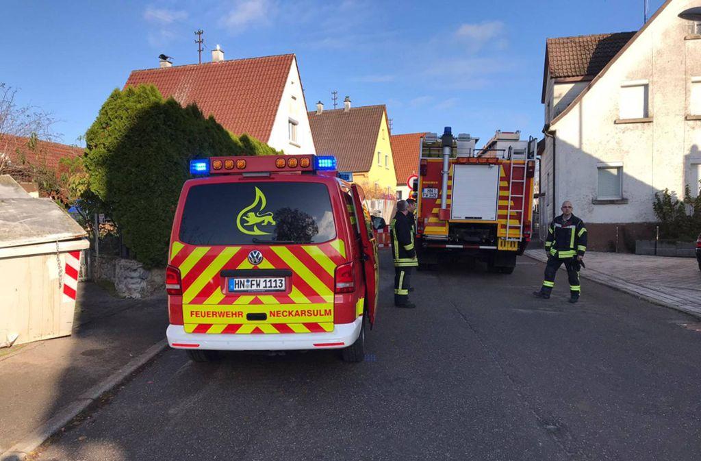Die Feuerwehr konnte die Wohnungen bald wieder freigeben. Foto: 7aktuell.de/Hessenauer