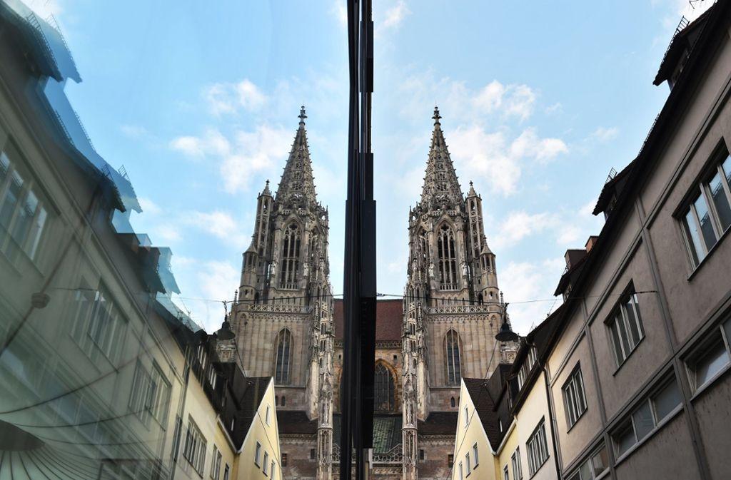Der Brandschutz hat im Ulmer Münster einen hohen Stellenwert. Foto: dpa
