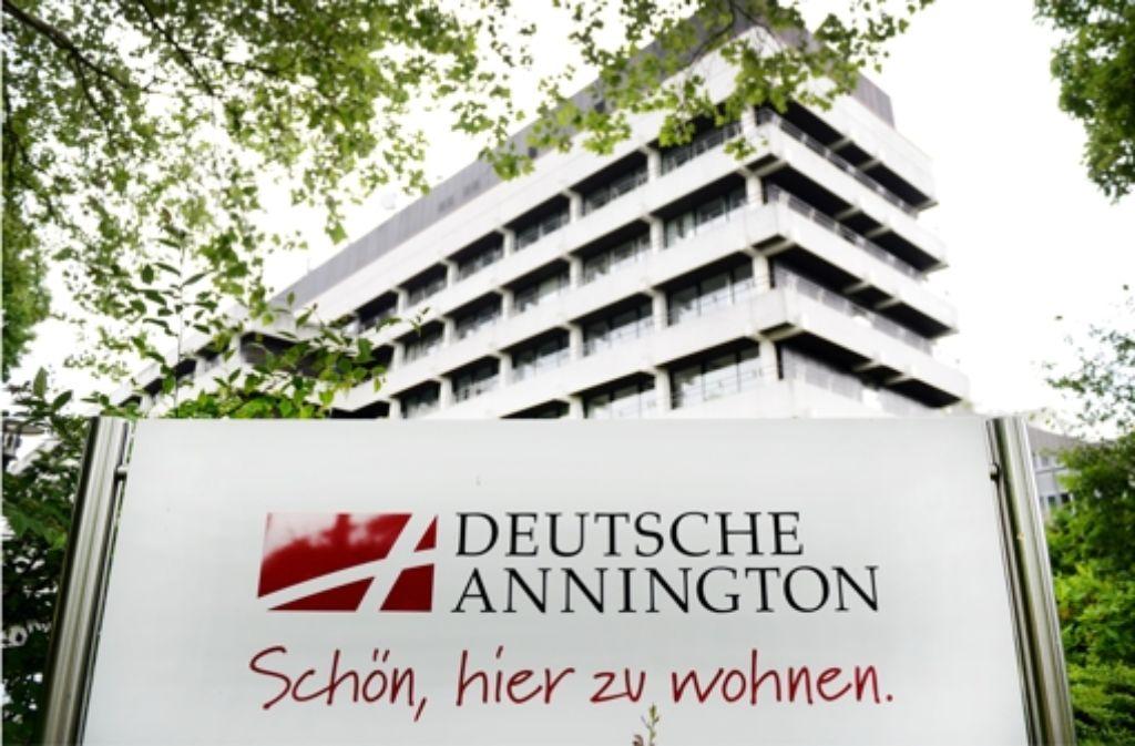 Die Deutsche Annington hat die Südewo, die frühere LBBW Immobilien, für 1,9 Milliarden Euro gekauft. Foto: dpa