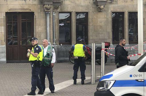 Amsterdamer Attentäter ist Asylbewerber aus Deutschland