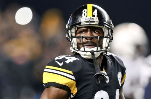 Antonio Brown, der vergessliche Football-Profi