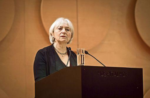 Rat der Religionen   in Stuttgart mit neuer Vorsitzender
