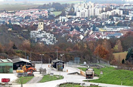 Zwei Deponien für den Dreck der Region Stuttgart